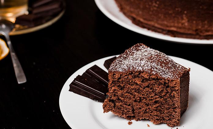Шоколадный кекс Эрл Грей