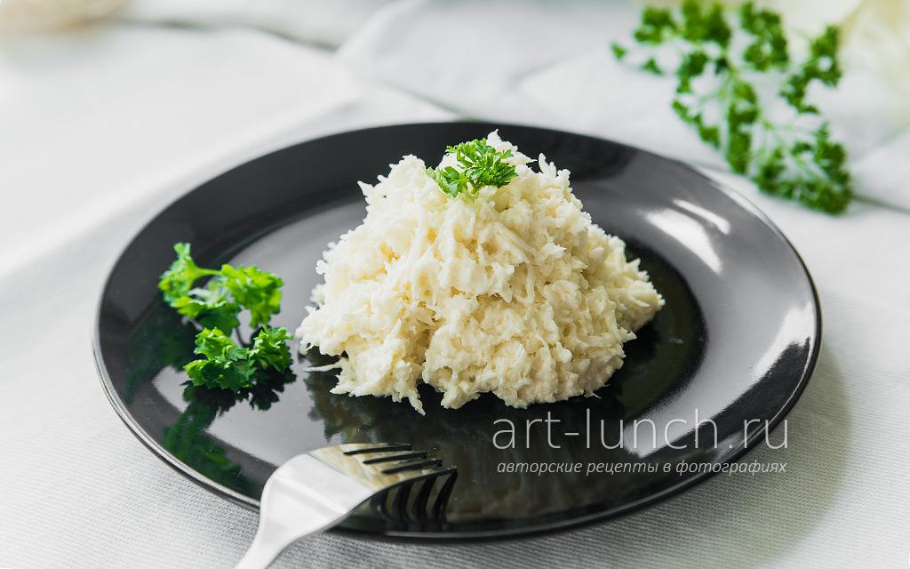капустный салат пошаговый рецепт с фото