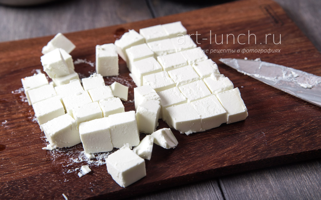 Греческий салат классический - пошаговый рецепт с фото