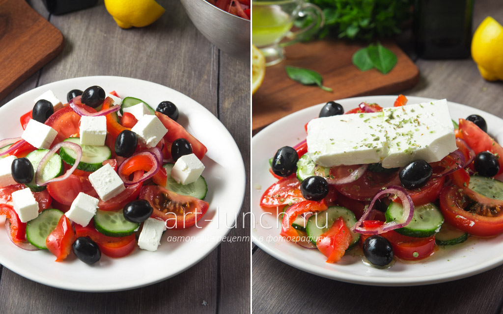 Мягкий сыр для греческого салата названия россии