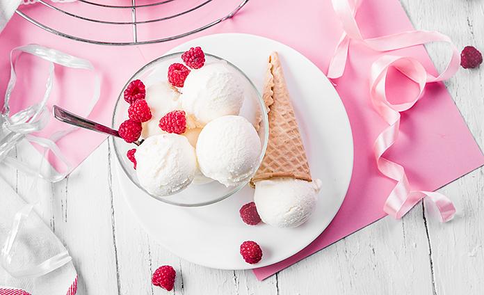Мороженое пломбир (без яиц)
