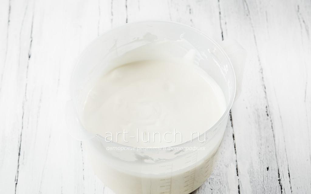 мороженое пломбир без яиц