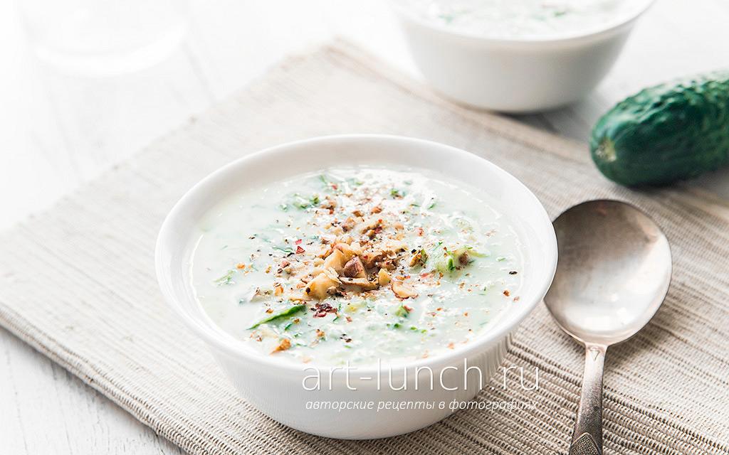 таратор холодный суп