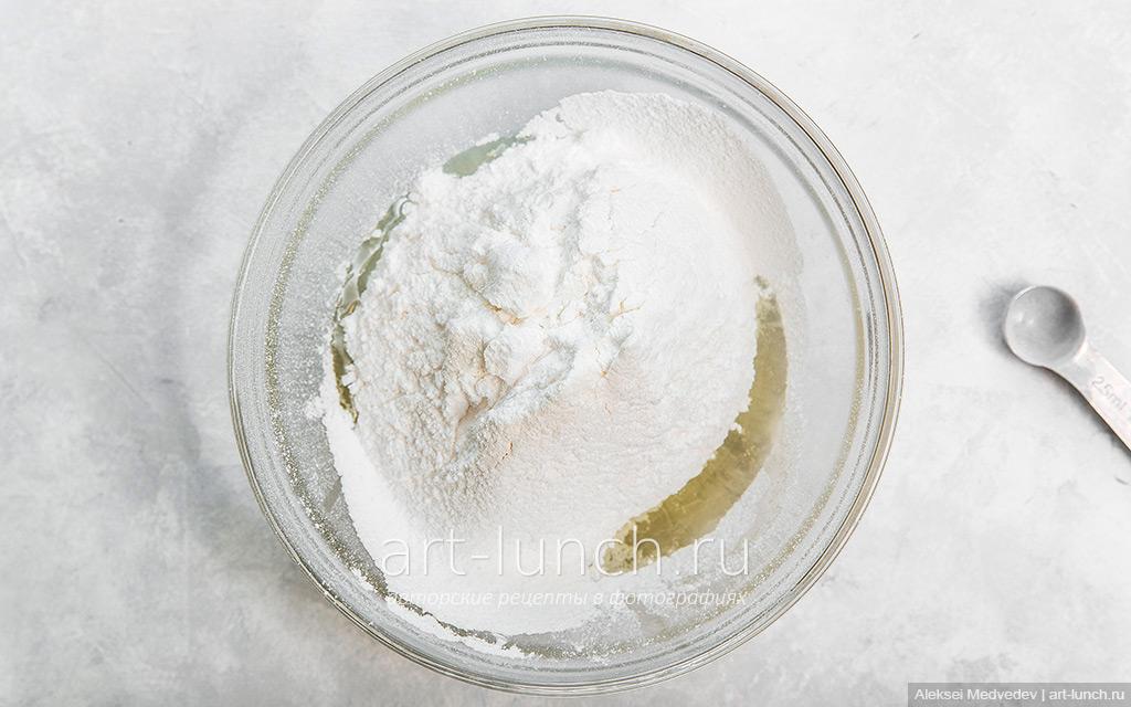 Айсинг - пошаговый рецепт с фото