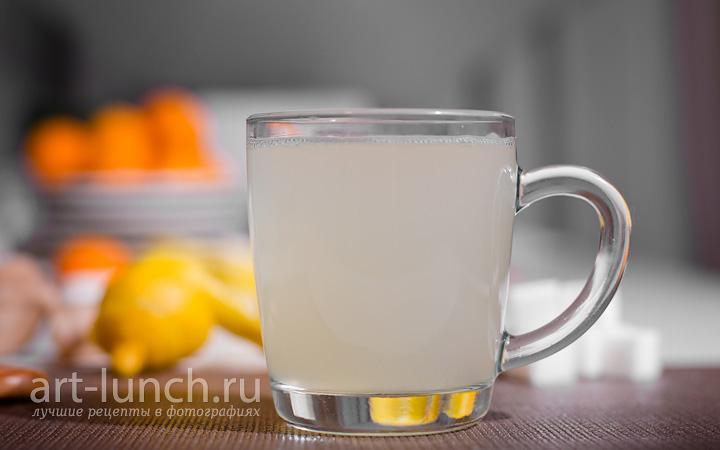 имбирный эль пошаговый рецепт с фото