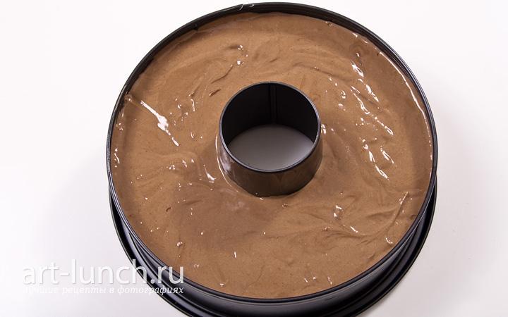 Шоколадный кекс пошаговый рецепт с фото