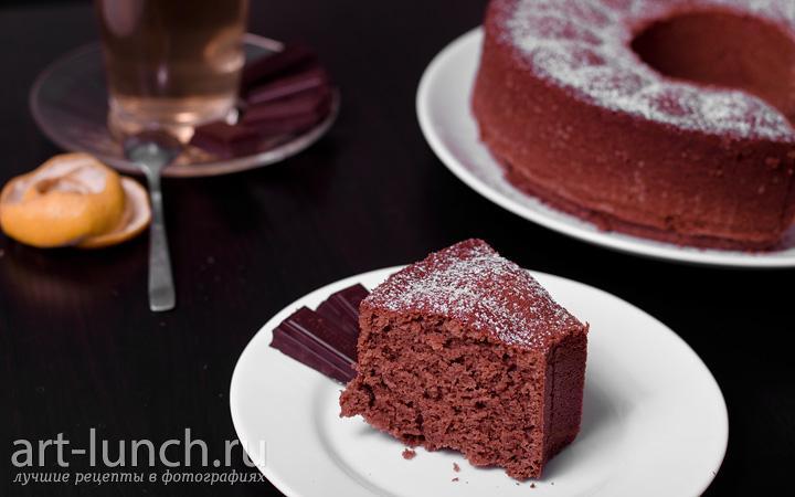 Шоколадный пирог Эрл Грей - пошаговый рецепт с фото