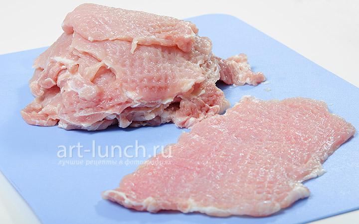 Мясо по-французски, рецепты с фото на m: 30 85