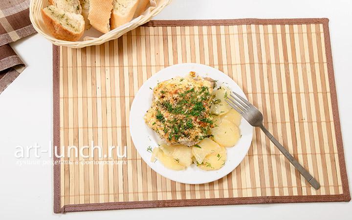 Мясо по-французски - пошаговый рецепт с фото
