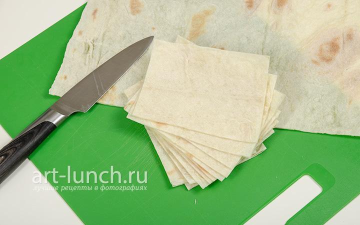 Индейка запечённая в лаваше - рецепт с фото