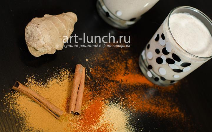 Коктейль жиросжигающий - пошаговый рецепт с фото