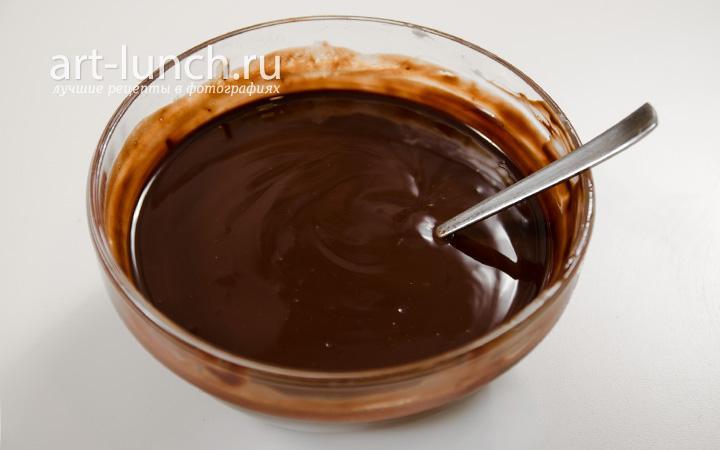 Пряники мятно-шоколадные - пошаговый рецепт с фото