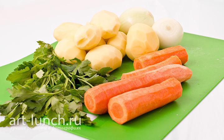 рецепт вкусного супа из курицы