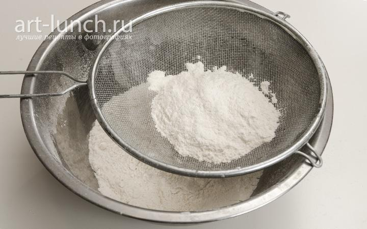 Профитроли - пошаговый рецепт с фото