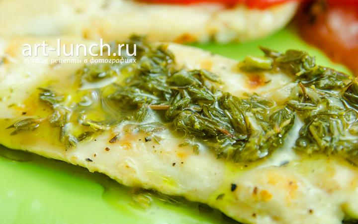 Соус из тимьяна - пошаговый рецепт с фото
