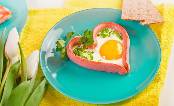 Завтрак для влюблённых