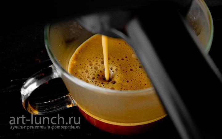 Кофейная панна-котта - пошаговый рецепт с фото