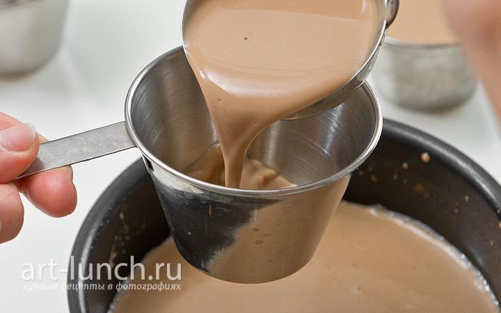 Панакота рецепт без сливок с пошагово