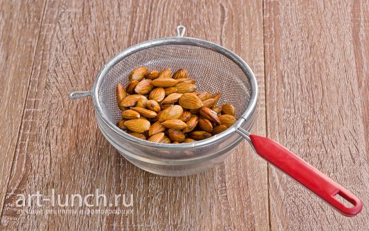 Миндальная мука - пошаговый рецепт с фото