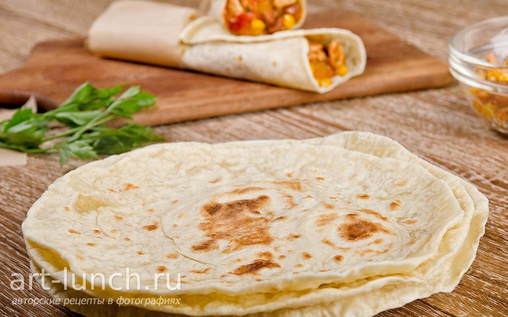tortilla lunch recept