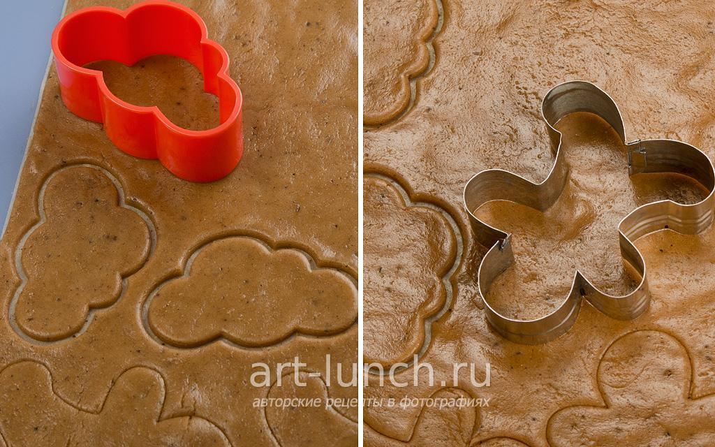 Имбирное печенье - пошаговый рецепт с фото