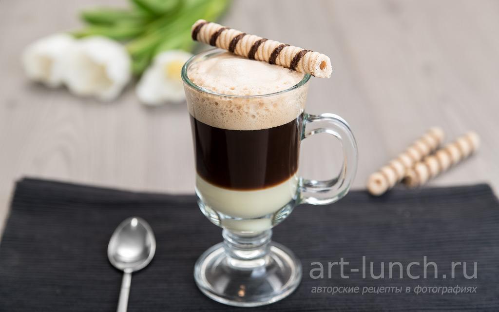 Кофе БомБон - пошаговый рецепт с фото