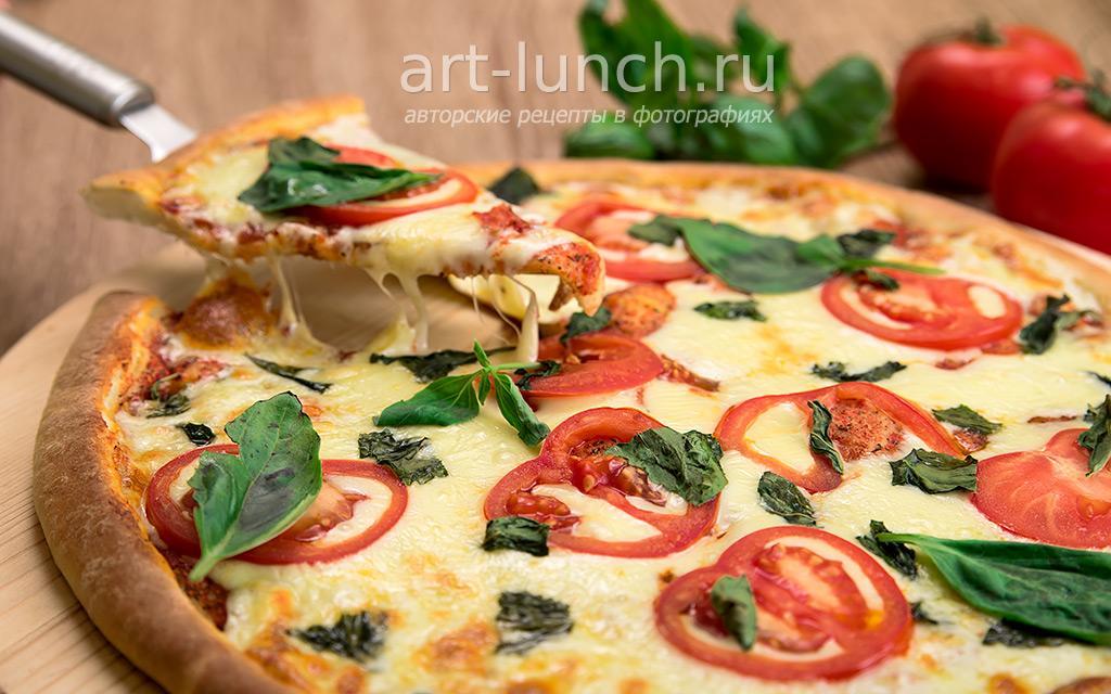 традиционная пицца рецепт