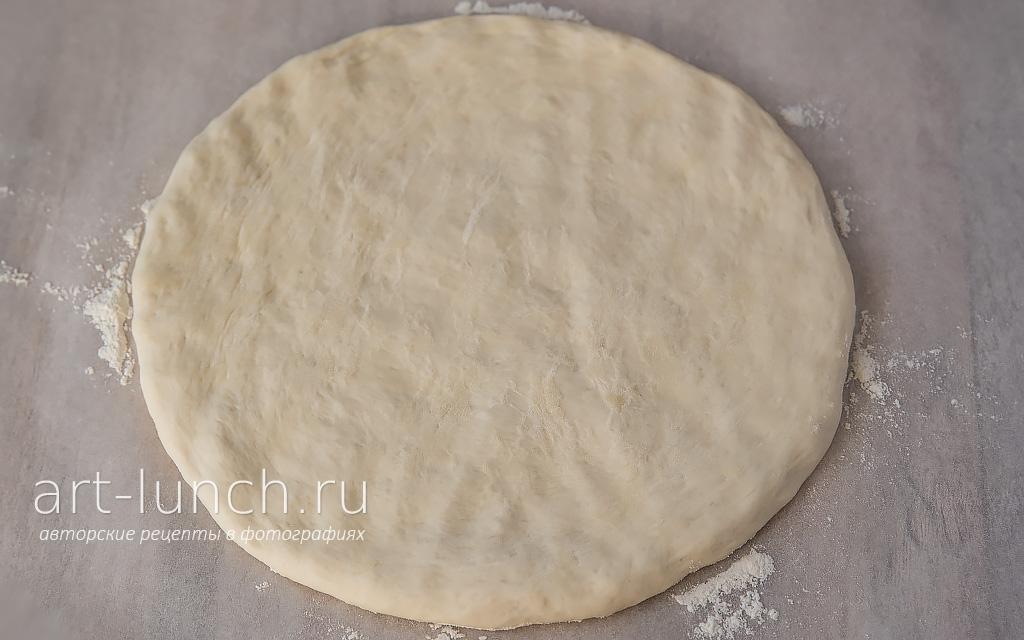 Хачапури закрытое - пошаговый рецепт с фото