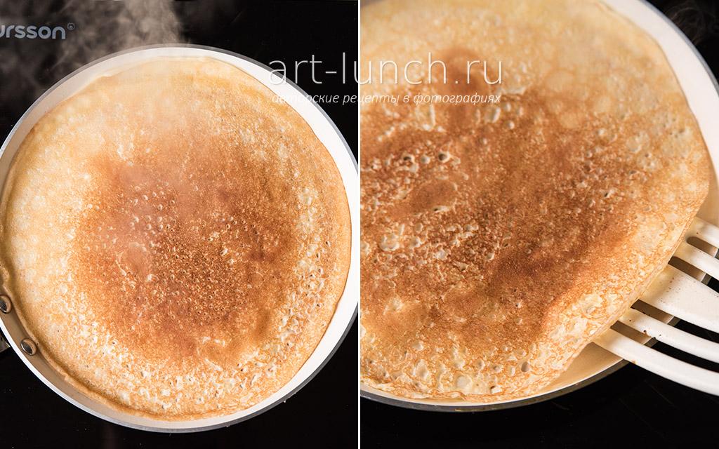 Как сделать вкусные блины из молока 330