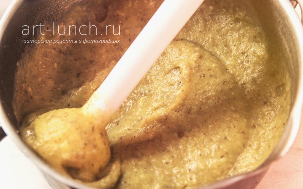 Куриный суп с фрикадельками - Пошаговый рецепт