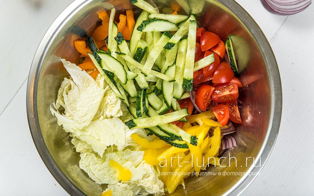 Как сделать картофельный салат 138
